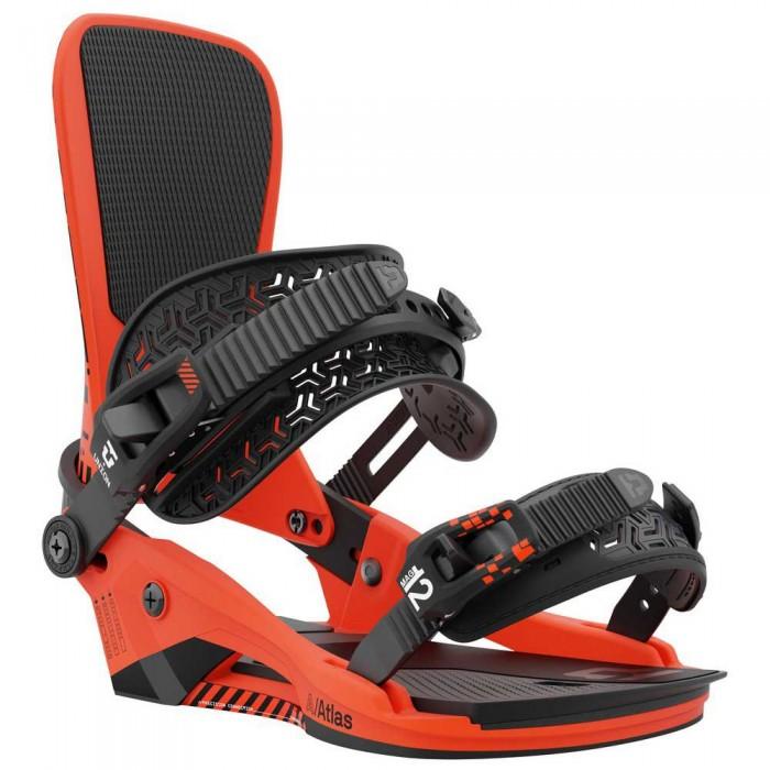 [해외]UNION Atlas Snowboard Bindings 5138144864 Orange