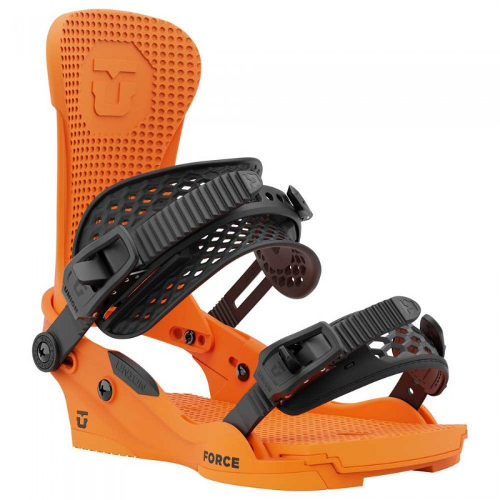 [해외]UNION Force Team Highback Snowboard Bindings 5138144870 Fluor Orange