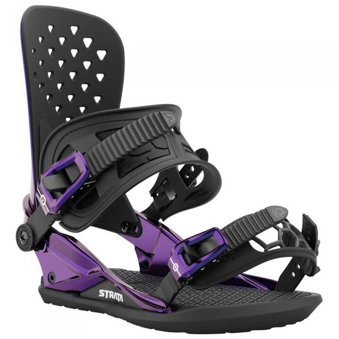 [해외]UNION Strata Snowboard Bindings 5138144886 Iridescent Purple