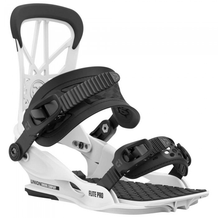 [해외]UNION Flite Pro Snowboard Bindings 5138144902 White