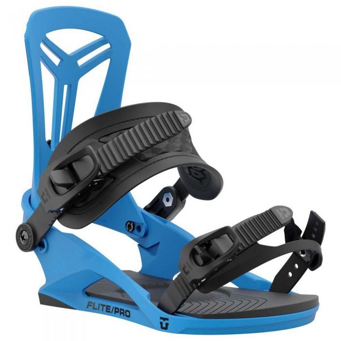 [해외]UNION Flite Pro Snowboard Bindings 5138144904 Hyper Blue