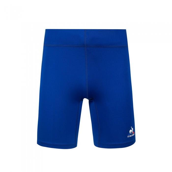 [해외]르꼬끄 Training Performance Nº1 Short Leggings 5138226213 Electro Blue