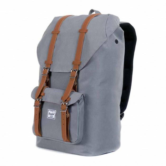 [해외]허쉘 Little America 25L Backpack Grey
