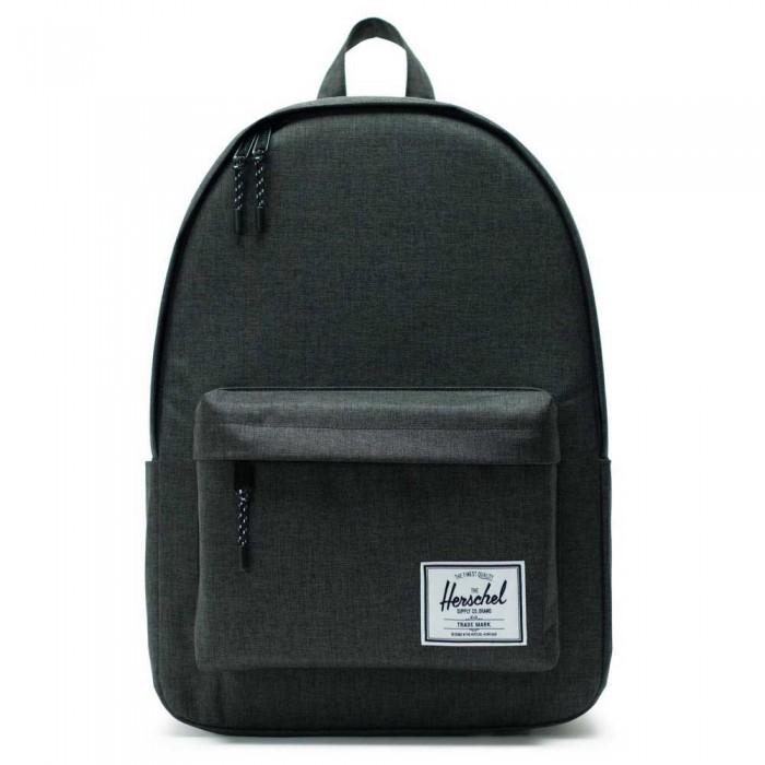 [해외]허쉘 Classic X-Large Backpack Black Crosshatch