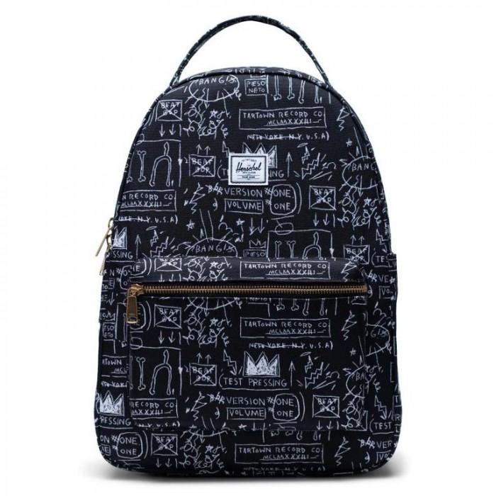 [해외]허쉘 Nova Mid-Volume 18L Backpack Basquiat Beat Bop