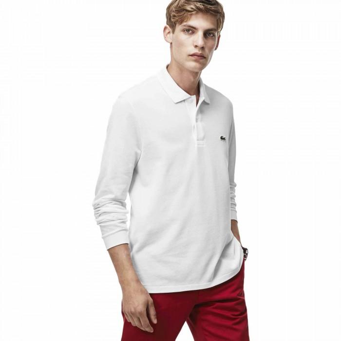 [해외]라코스테 Best Long Sleeve Polo Shirt Dore