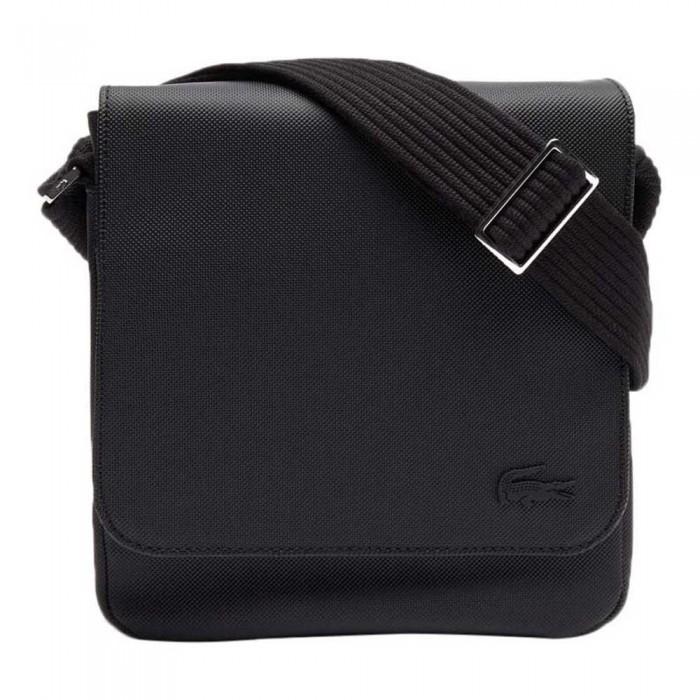 [해외]라코스테 Classic Petit Pique Flap 14137447301 Black