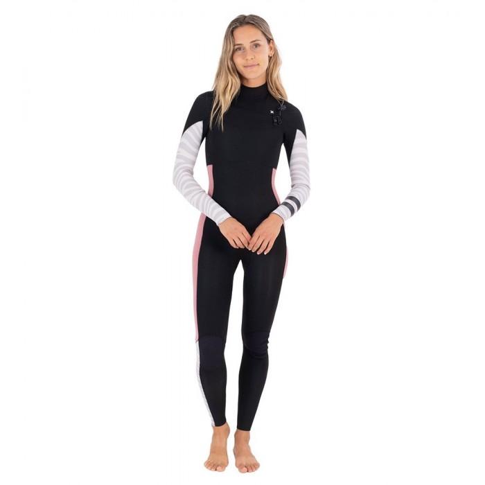 [해외]헐리 Advantage Plus Woman 3/2 mm Suit 14138238272 Zebra