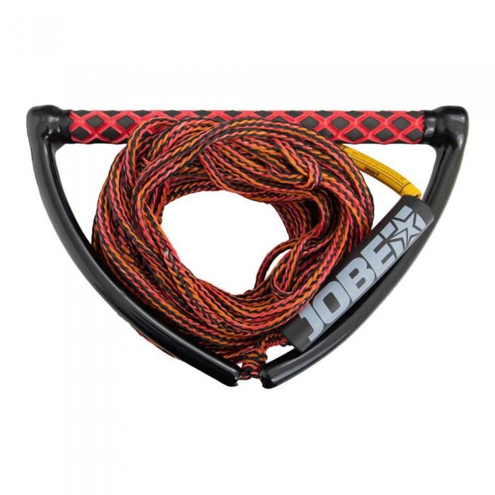 [해외]JOBE Prime Combo Wakeboard Rope 14138371310 Red