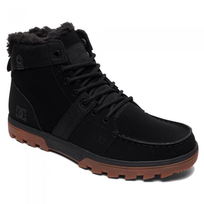 [해외]DC슈즈 Woodland Boots 14137588152 Black / Gum