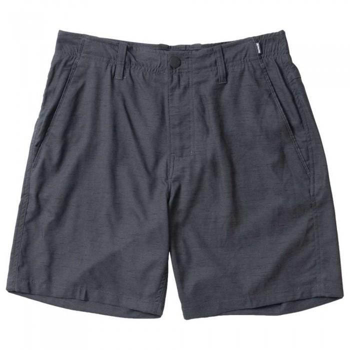 [해외]헐리 Dri-Fit Marwick 18´´ Shorts 14138238404 Black / Grey