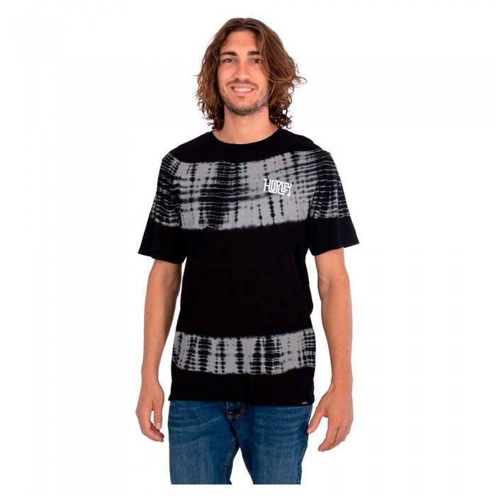 [해외]헐리 Everyday Washed+ Morro Short Sleeve T-Shirt 14138238501 Black