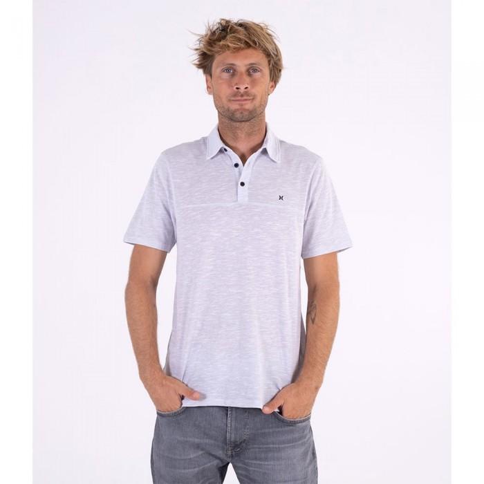 [해외]헐리 Stiller 3.0 Short Sleeve Polo 14138238788 Heather Grey