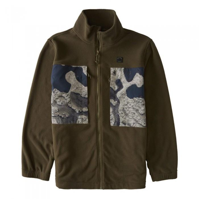 [해외]빌라봉 Canyon Full Zip Sweatshirt 14138285770 Ivy