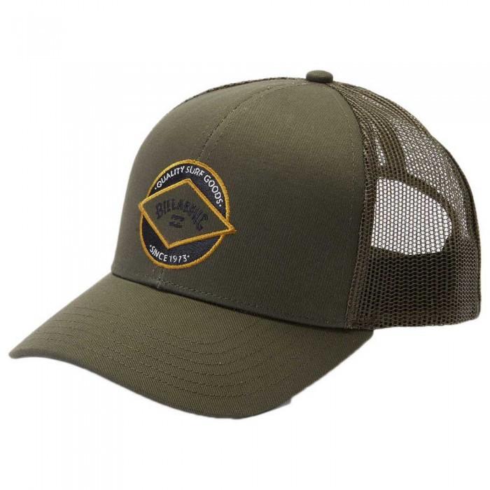 [해외]빌라봉 Walled Trucker Cap 14138286640 Military
