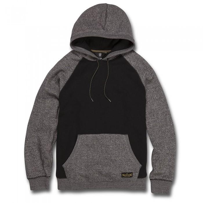 [해외]볼컴 Substance Of Po Full Zip Fleece 14138387861 Black