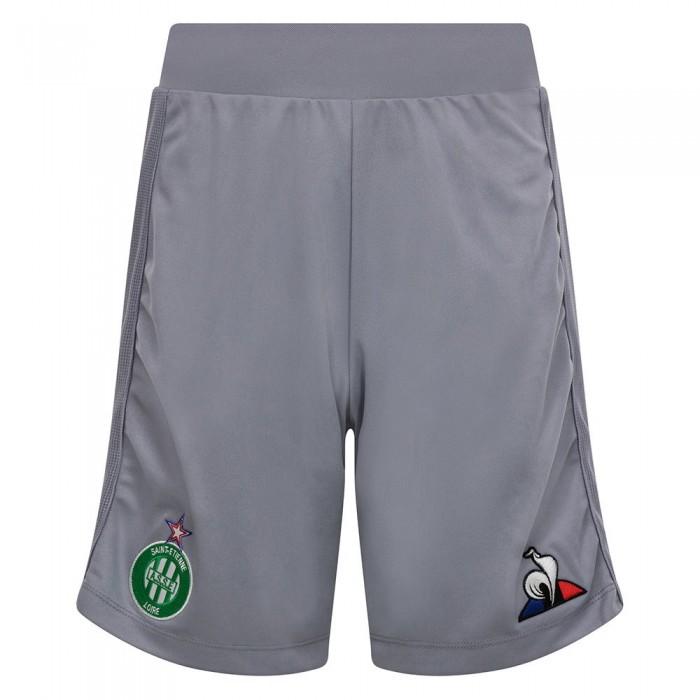 [해외]르꼬끄 AS Saint Etienne Third Pro 19/20 Junior Shorts 15137242158 Silver Grey