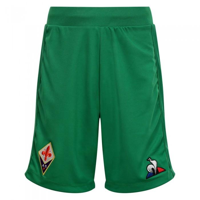 [해외]르꼬끄 AC Fiorentina Away Pro 19/20 Junior Shorts 15137242525 Green Drill