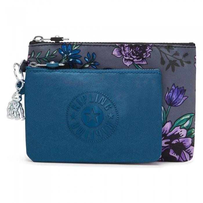 [해외]키플링 Duo Pouch Wallet 15138230560 Dream Flower
