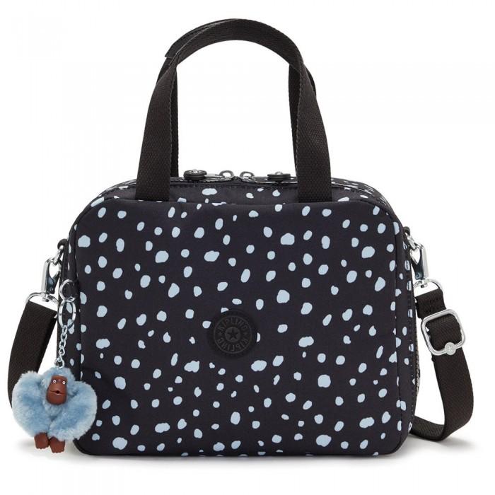 [해외]키플링 Miyo Lunch Bag 15138230585 Crazy Spots