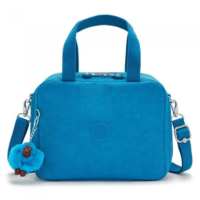 [해외]키플링 Miyo Lunch Bag 15138230586 N Aquatic Blue