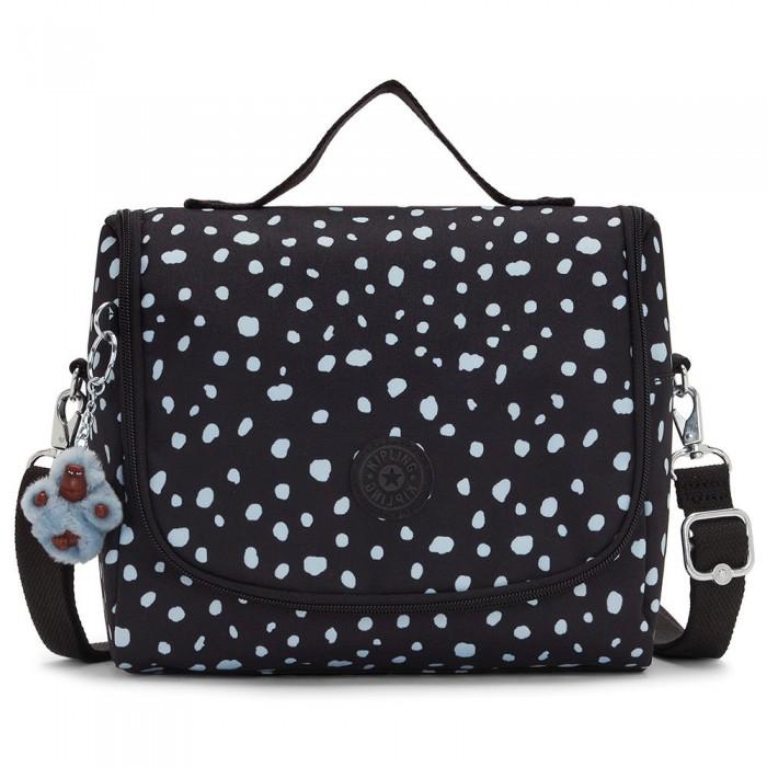 [해외]키플링 New Kichirou Lunch Bag 15138230597 Crazy Spots