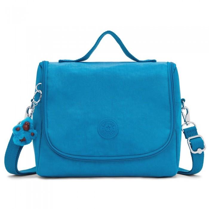 [해외]키플링 New Kichirou Lunch Bag 15138230598 N Aquatic Blue