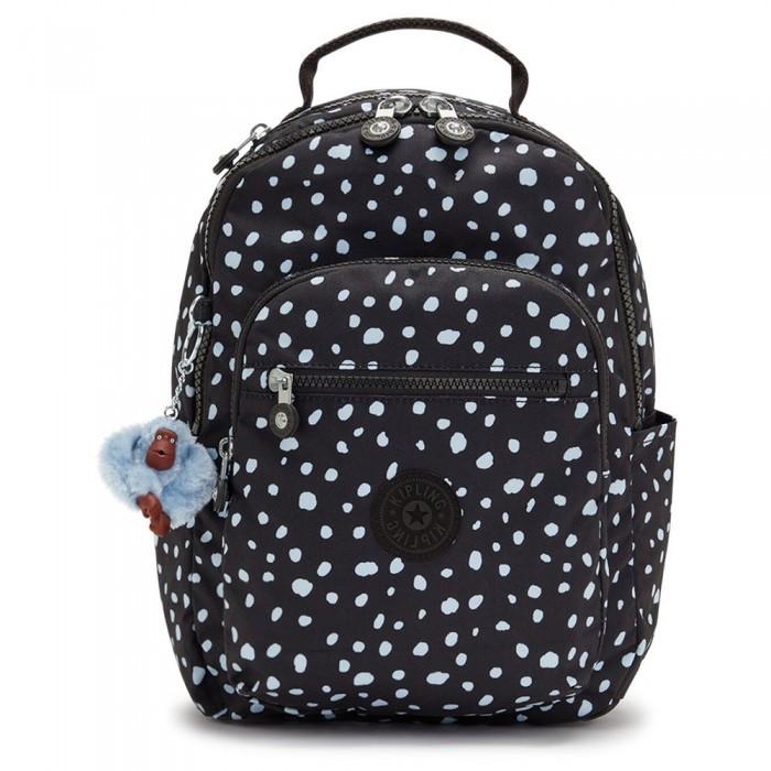 [해외]키플링 Seoul S 14L Backpack 15138230612 Crazy Spots