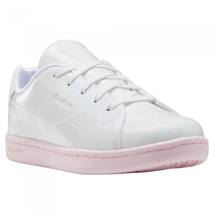 [해외]리복 Royal Complete CLN 2.0 Trainers 15138117665 Ftwr White / Ftwr White / Porcelain Pink