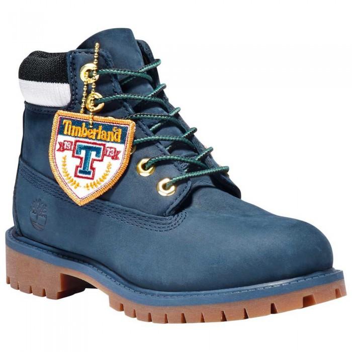 [해외]팀버랜드 Premium 6´´ WP Boots Junior 15138182484 Black Iris