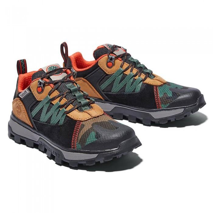 [해외]팀버랜드 Treeline STR Hiking Shoes Junior 15138182708 Wheat