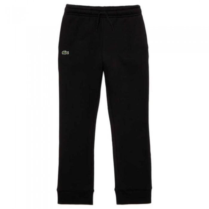 [해외]라코스테 Sport Fleece Long Pants 15137336664 Black