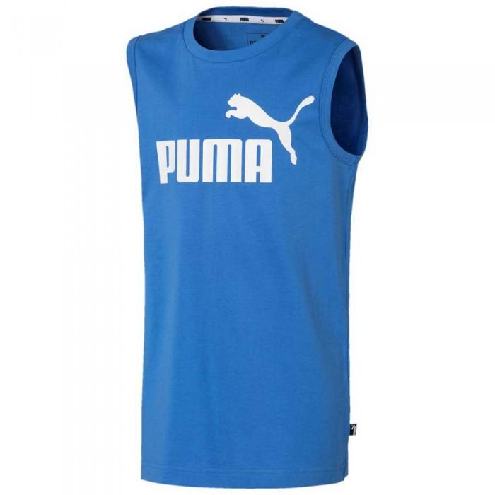 [해외]푸마 ESS Sleeveless T-Shirt 15137361392 Palace Blue