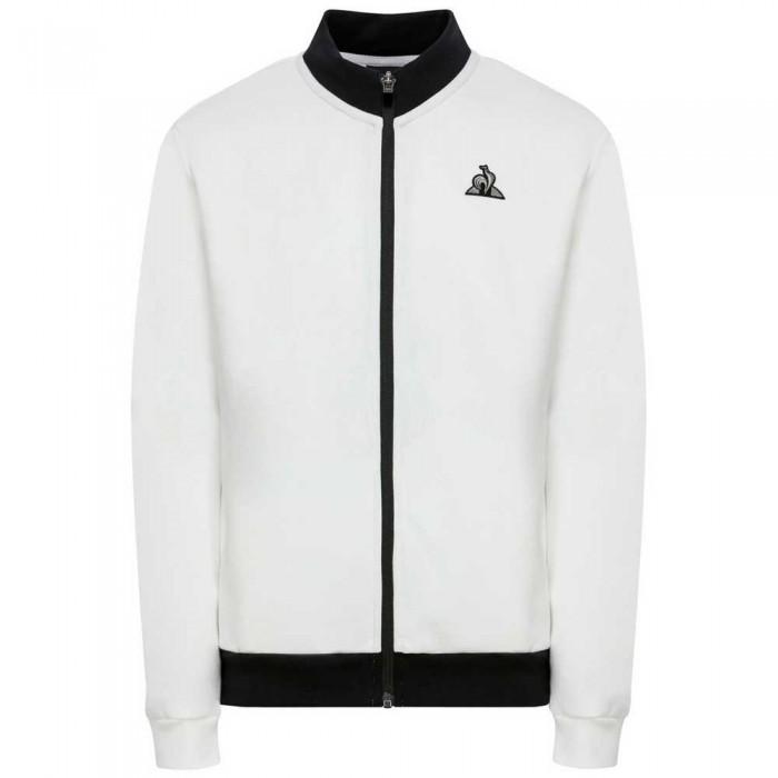 [해외]르꼬끄 Tech Nº2 Full Zip Sweatshirt 15137442739 New Optical White / Black / Light Grey
