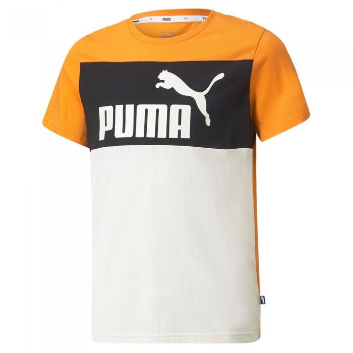 [해외]푸마 Essential+Colorblock 15138054236 Vibrant Orange