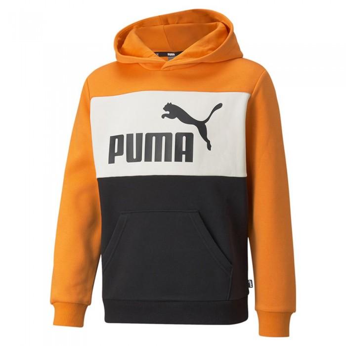 [해외]푸마 Essential+Colorblock 15138054242 Vibrant Orange