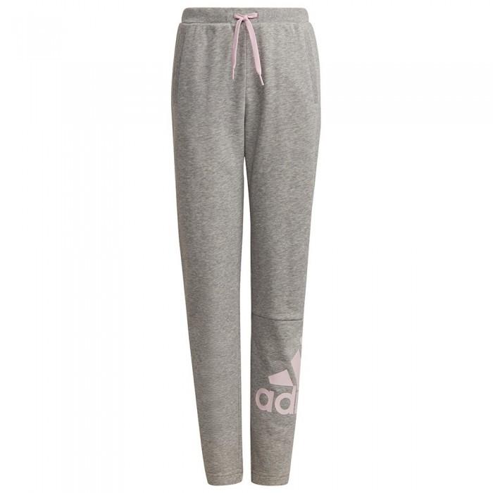 [해외]아디다스 Bl FT O Pants 15138108067 Medium Grey Heather / Clear Pink