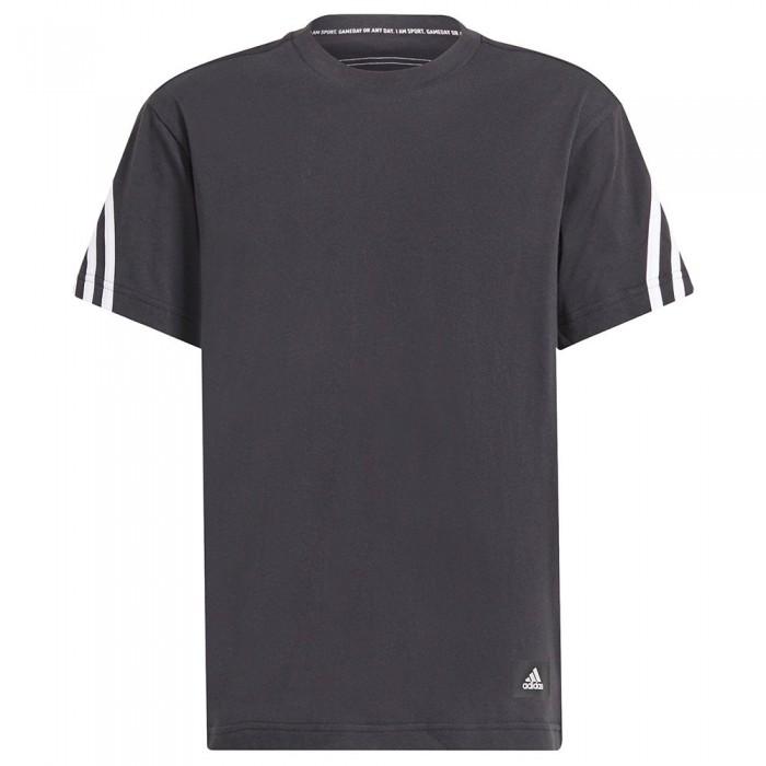 [해외]아디다스 Fi 3 Striker Short Sleeve T-Shirt 15138108891 Black / White