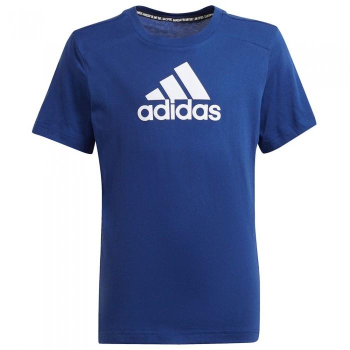 [해외]아디다스 Bos Short Sleeve T-Shirt 15138109839 Victory Blue / White