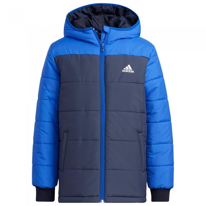 [해외]아디다스 YK Padded Jacket 15138110268 Legend Ink / Bold Blue / White