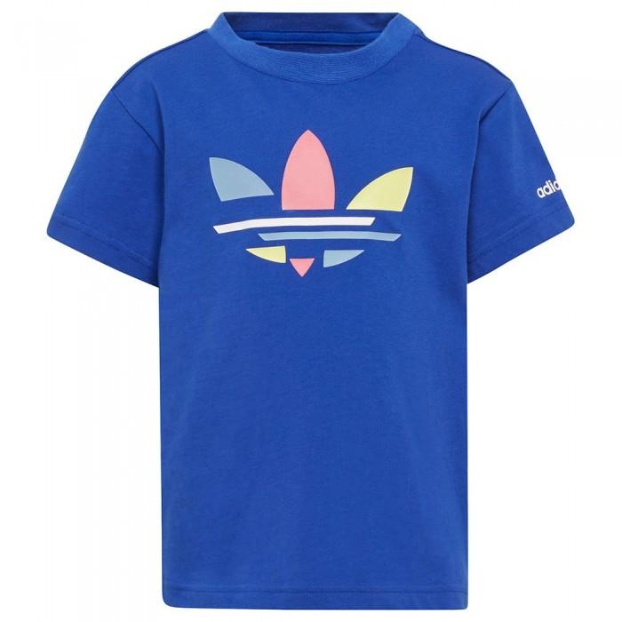 [해외]아디다스 ORIGINALS Short Sleeve T-Shirt 15138115161 Bold Blue