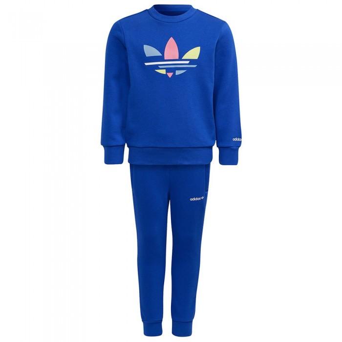 [해외]아디다스 ORIGINALS Crew Track Suit 15138115162 Bold Blue