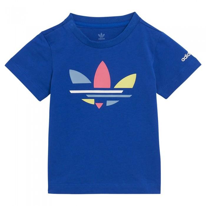 [해외]아디다스 ORIGINALS Short Sleeve T-Shirt 15138115163 Bold Blue