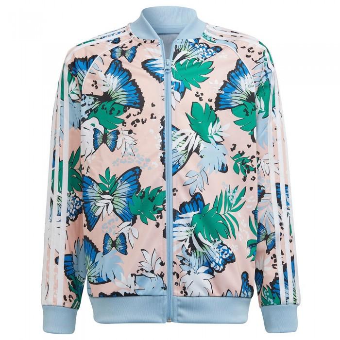 [해외]아디다스 ORIGINALS Sweatshirt 15138115234 Haze Coral / Multicolor