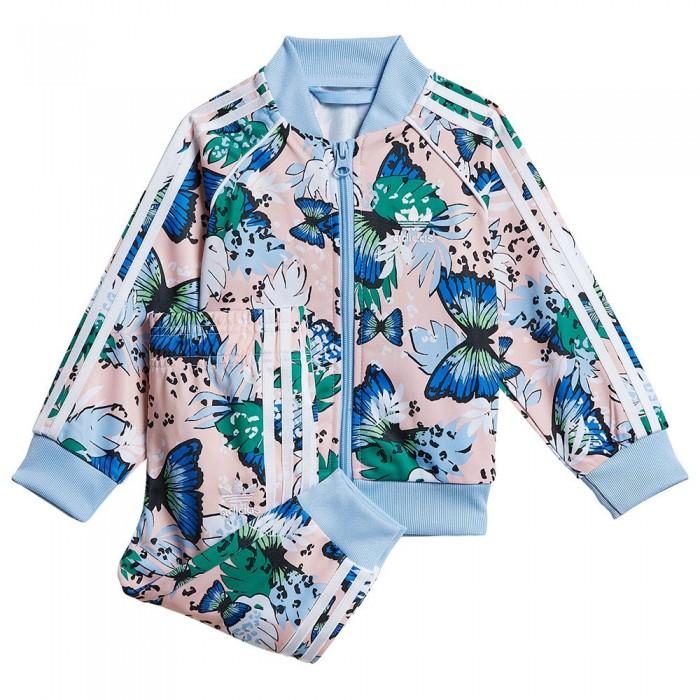 [해외]아디다스 ORIGINALS Track Suit 15138115240 Haze Coral / Multicolor / Haze Coral S17