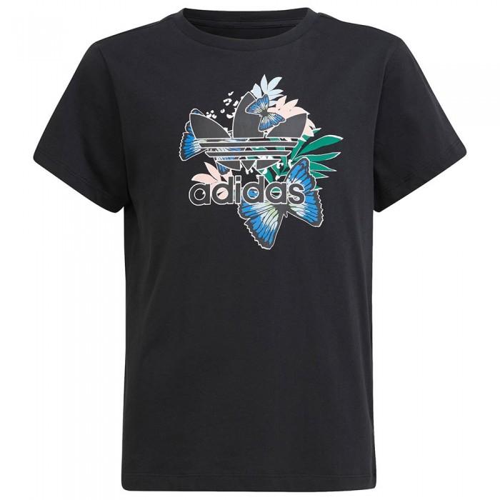 [해외]아디다스 ORIGINALS Short Sleeve T-Shirt 15138115242 Black