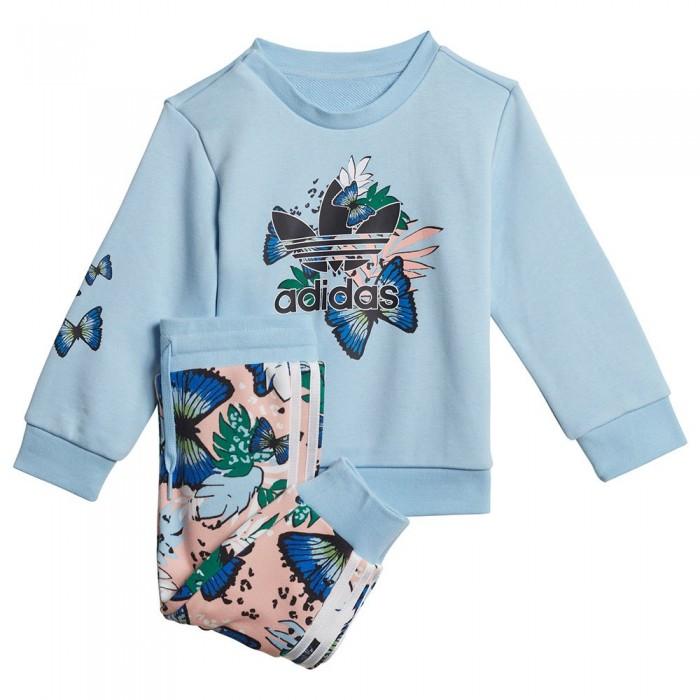 [해외]아디다스 ORIGINALS Track Suit 15138115243 Clear Sky / Haze Coral S17 / Multicolor