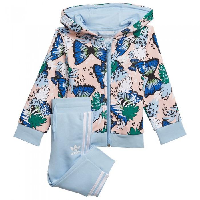 [해외]아디다스 ORIGINALS Track Suit 15138115244 Haze Coral / Multicolor / Clear Sky