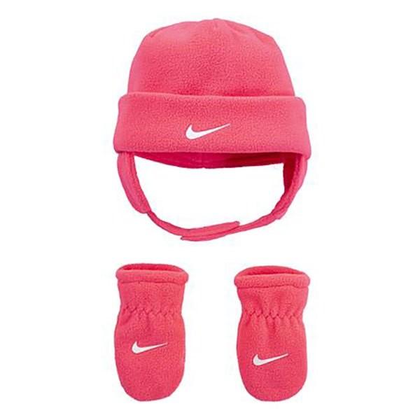 [해외]나이키 Swoosh Fleece Beanie 15138134538 Racer Pink