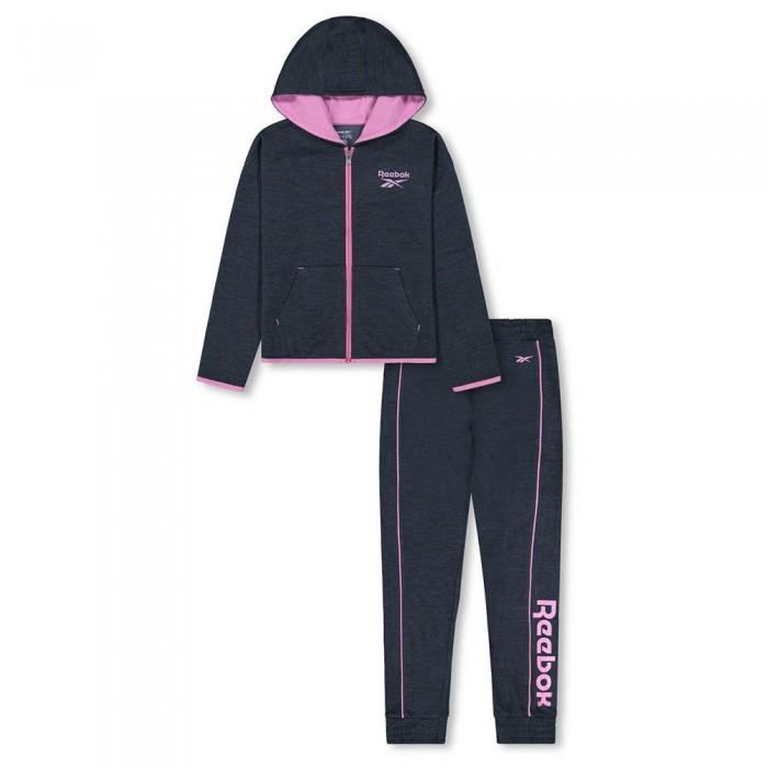 [해외]리복 Color Pop Track Suit Toddler 15138155472 Charcoal